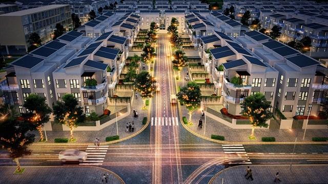 khu đô thị sinh thái Foresa Villa Xuân Phương