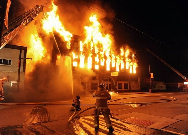 bậc chịu lửa của công trình (1)