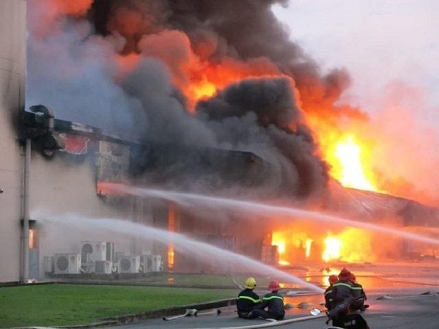 bậc chịu lửa của công trình (2)