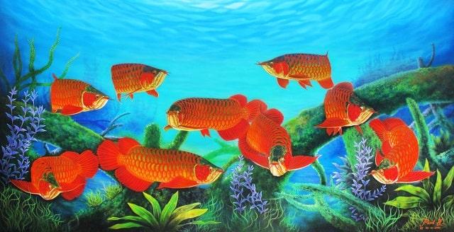 mệnh thủy nuôi cá gì (2)
